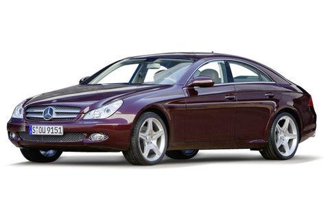 Mercedes-Benz CLS (2007-2010)