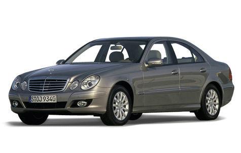 Mercedes-Benz Clasa E (2006-2009)