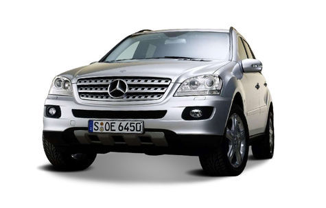 Mercedes-Benz Clasa M (2009-2011)