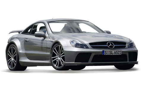 Mercedes-Benz SL (2008-2012)