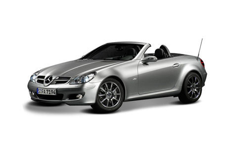 Mercedes-Benz SLK (2008-2011)