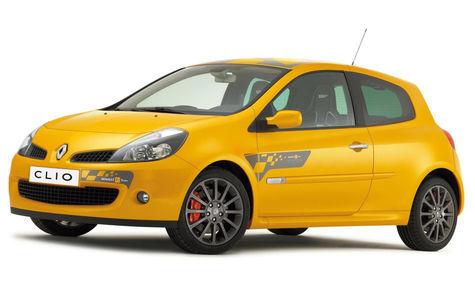 Renault Clio 3 usi F1 Team R27