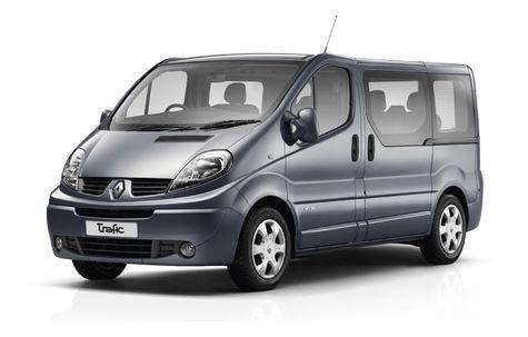 Renault Trafic Combi (2010-2014)