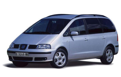 SEAT Alhambra (2000-2009)