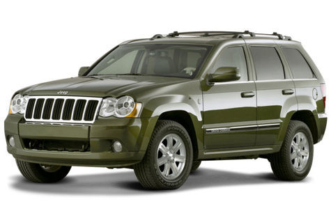 jeep grand cherokee 2007 2011 automarket. Black Bedroom Furniture Sets. Home Design Ideas