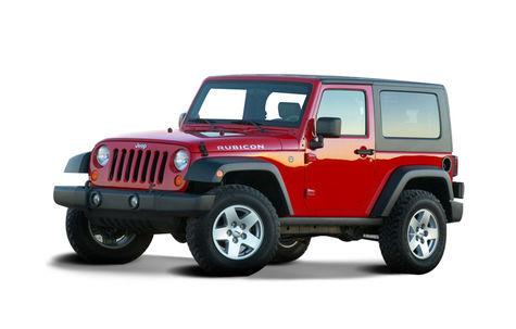 Jeep Wrangler (2007-2011)