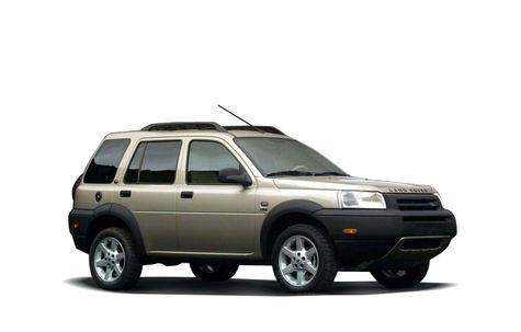 Land Rover Freelander 2 (2004-2006)