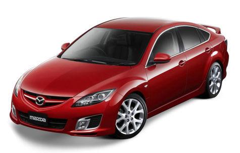 Mazda 6 Sport 5 usi (2006)