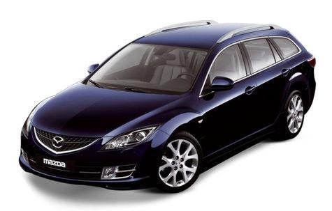Mazda 6 Sport Combi (2006)