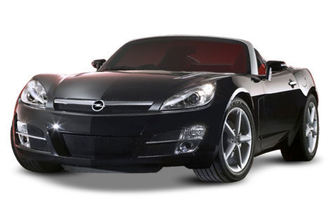Opel GT (2006-2009)