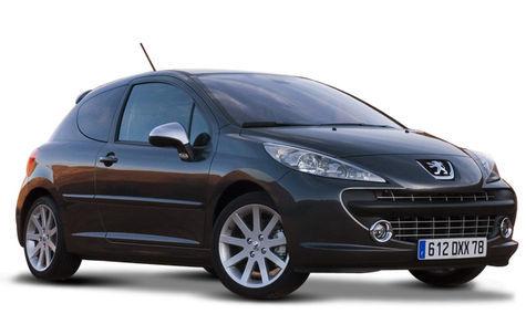 Peugeot 207 RC (2006)