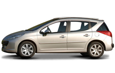 Peugeot 207 SW (2006)