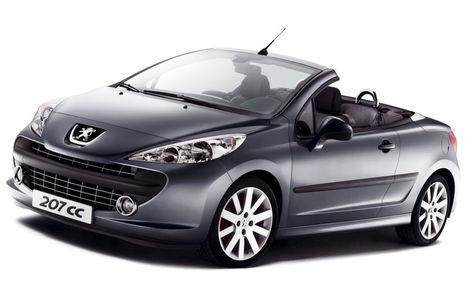 Peugeot 207 CC (2006)