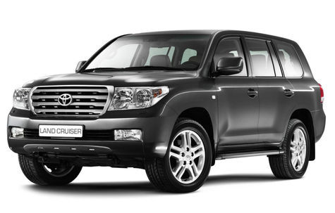 Toyota Land Cruiser (2007)