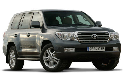 Toyota Land Cruiser V8 (2008)