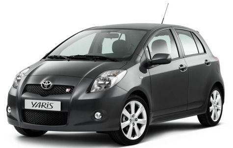 Toyota Yaris (2005)