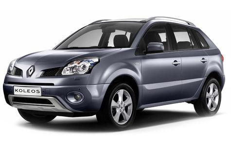 Renault Koleos (2009)