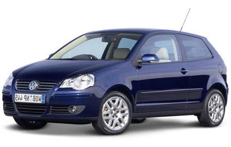 Volkswagen Polo 3 usi (2005-2010)