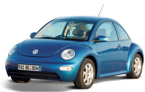 Volkswagen Beetle (2008-2011)