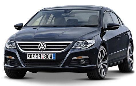 Volkswagen Passat CC (2008-2012)