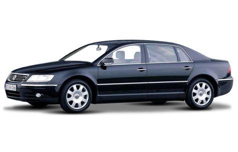 Volkswagen Phaeton Lang