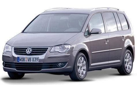 Volkswagen Touran (2007-2010)