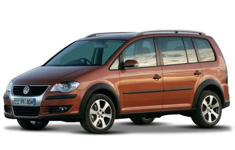 Volkswagen CrossTouran (2006-2010)