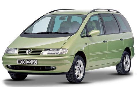 Volkswagen Sharan (2006-2010)