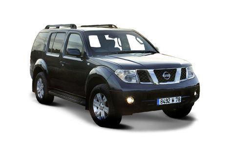 Nissan Pathfinder (2007-2010)