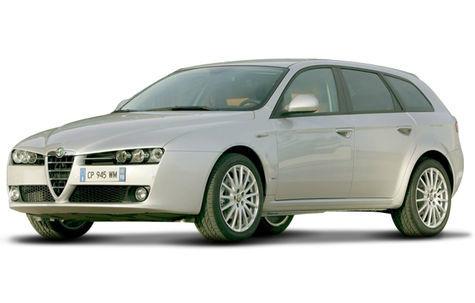 Alfa Romeo 159 Sport Wagon (2006-2009)