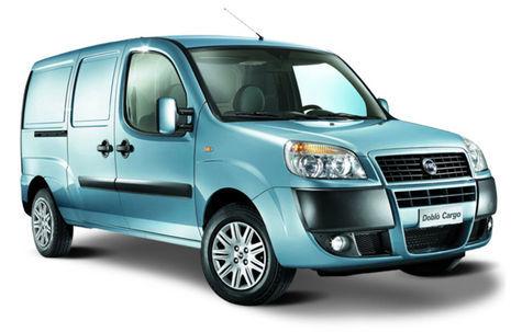 Fiat Doblo Cargo (2006)