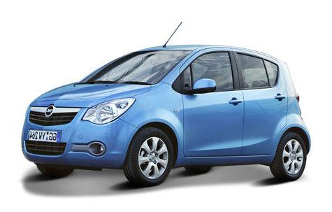 Opel Agila (2007-2014)