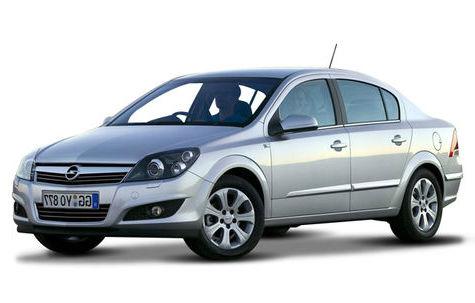 Opel Astra Sedan (2008-2010)