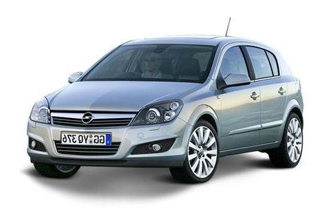 Opel Astra 5 usi (2007-2009)