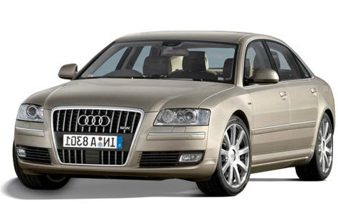 Audi A8 Long Wheelbase (2006-2010)