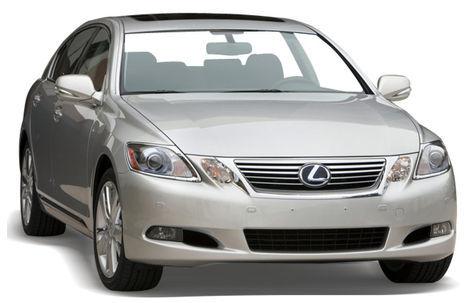 Lexus GS (2008)