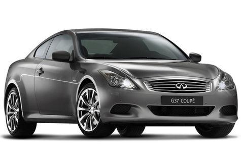 Infiniti G Coupe (2008-2014)