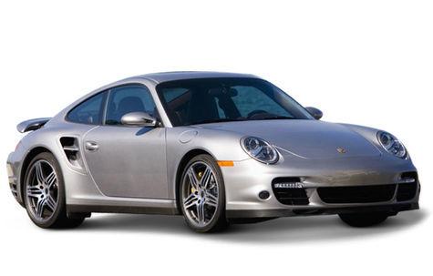 Porsche 911 Turbo (2004)