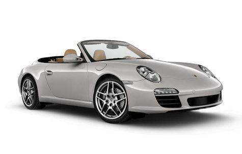 Porsche 911 Cabrio (2008)