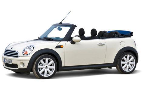 MINI Cabrio (2008-2015)