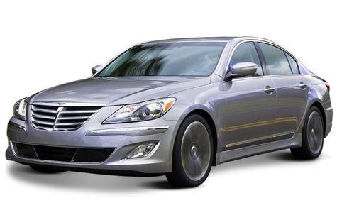 Hyundai Genesis (2006)