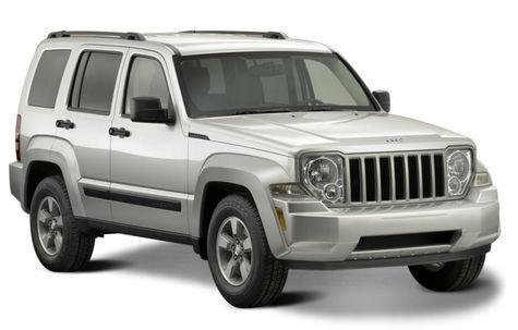 Jeep Liberty (2008-2012)