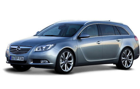 Opel Insignia Sports Tourer (2008-2013)