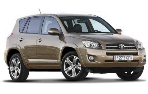 Toyota RAV4 (2008)