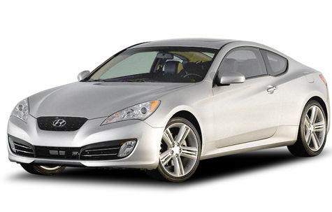 Hyundai Genesis Coupe (2008)