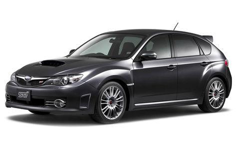 Subaru Impreza WRX STI (2007)