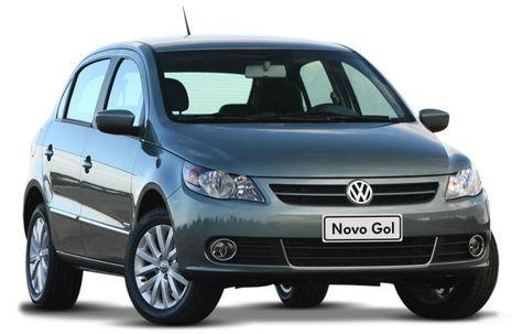 Volkswagen Gol (2009)