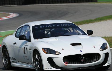 Maserati GranTurismo MC Concept