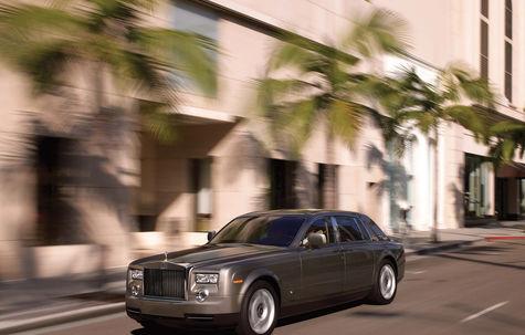 Rolls-Royce Phantom (2007)