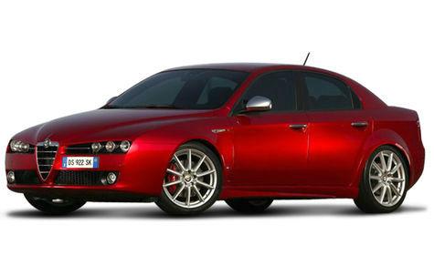 Alfa Romeo 159 (2009-2011)